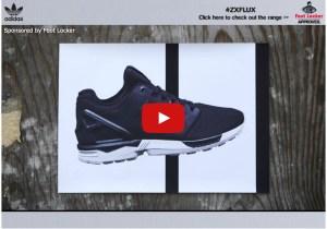 Adidas ZX Flux Foot Locker Exclusives – video sponsorizzato