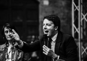 Primarie PD. La remuntada rabbiosa di Renzi: un muro contro il centrosinistra.