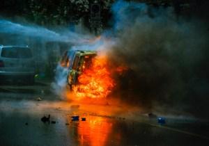 #NOEXPO A MILANO: CRONACA FOTOGRAFICA DI UNA GIORNATA DI FOLLIA