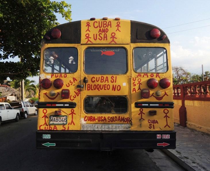 Bus a Varadero