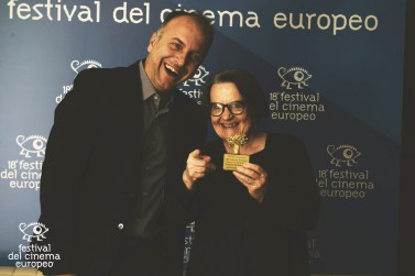 Alberto la Monica & Agnieszka Holland