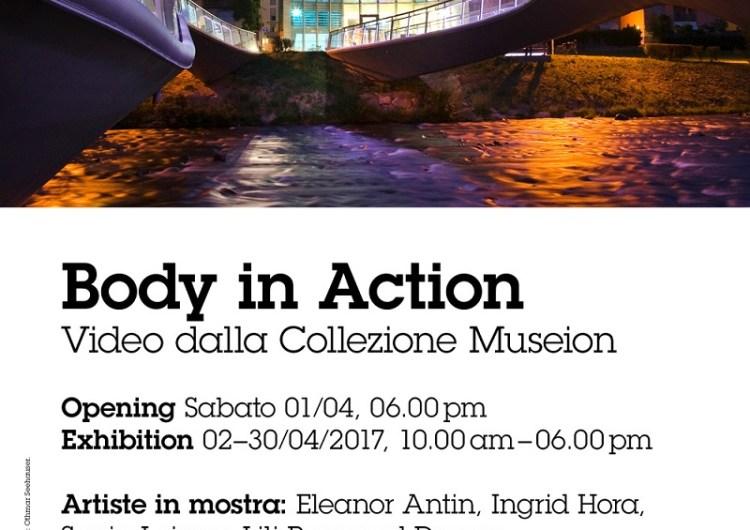 Body in Action: una mostra allo Spazio Ridotto