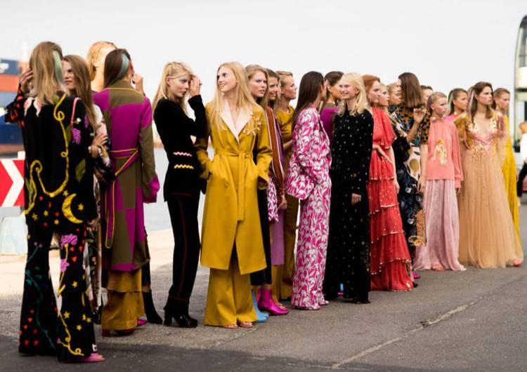 Fashion Week Mexico City Starts on a High Note With Kris Goyri's El Ángel Show
