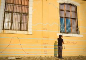 Climate 04, di Andreco a Venezia