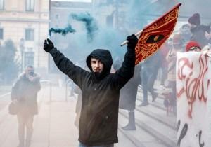 Antifascisti VS Forza Nuova a Venezia