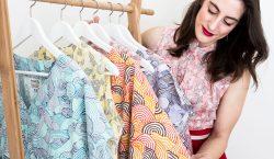La moda sostenibile oltreoceano: Camilla Mendini
