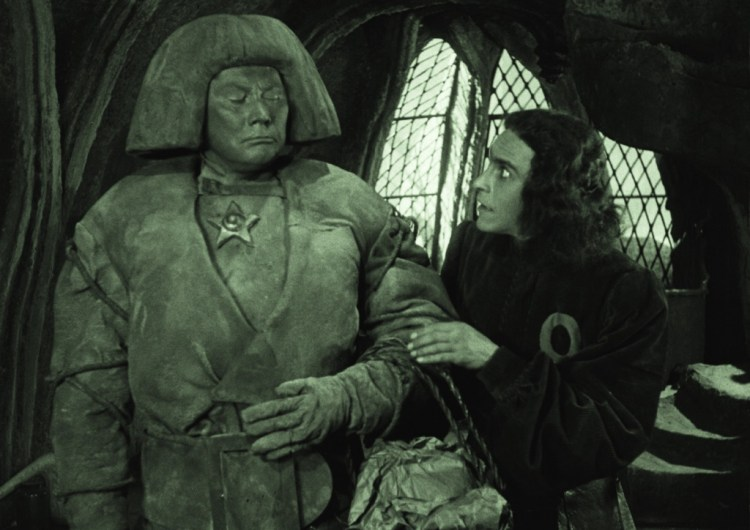 75 Mostra del cinema: pre-apertura con Il Golem di Wegener
