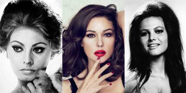 Самые красивые итальянские актрисы 🎥 список с фото и именами