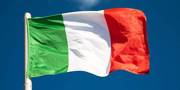Фото Италии Флаг