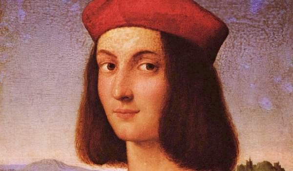 Рафаэль Санти 👨🎨 биография и творчество, фрески, фото ...