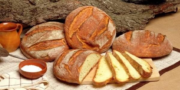 Названия и виды итальянского хлеба с фото домашний