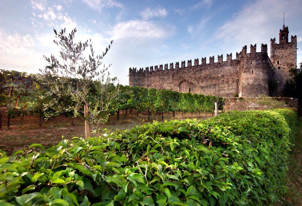 Franciacorta-Castle-Passirano