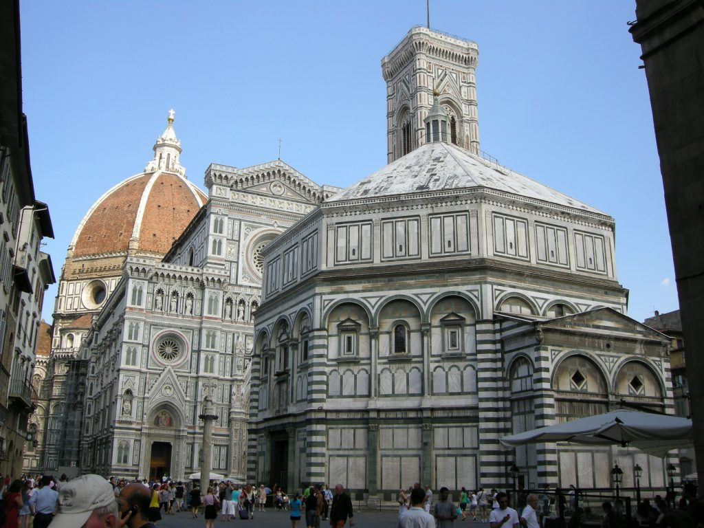 Florence-Piazza-San-Giovanni-Experiences-Italy4golf