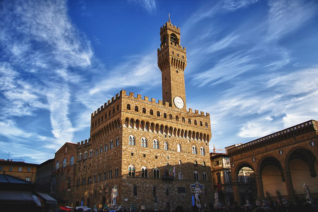 Florence-piazza-signoria-Experiences-Italy4golf