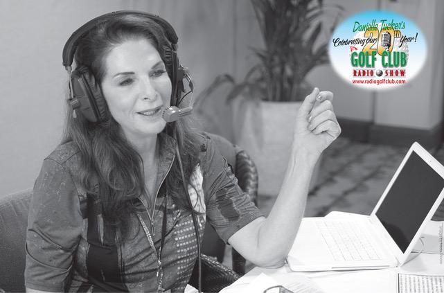 Danielle Tucker intervista Italy4golf al The Golf Club Show