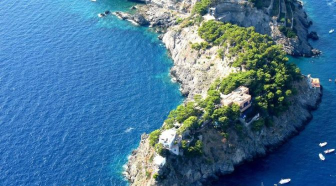 Boat Tour – Praiano to Positano and Island of Li Galli