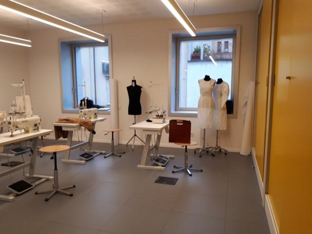Raffles fashion design