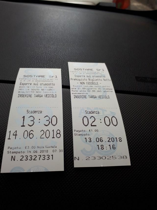Otopark fişi biglietto.jpg