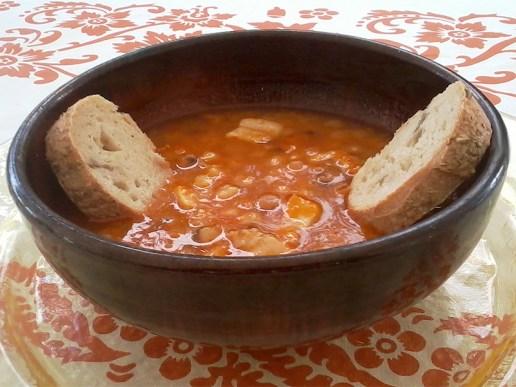 суп из чина по-деревенски
