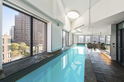 Luxury Property With Private Swimming Pool For In Tribeca Manhattan