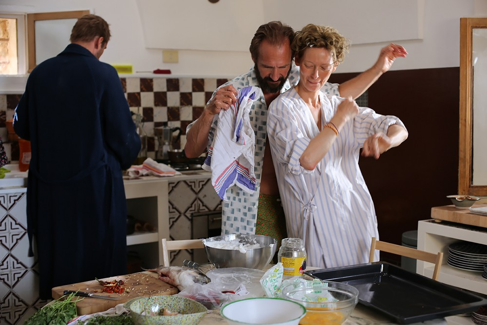 in the kitchen-the biggest splash-italy on my mind
