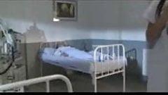 Troione Di Prima Categoria Fa L Infermiera Porca Con Pazienti