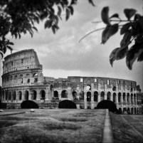 travertino architettura colosseo roma