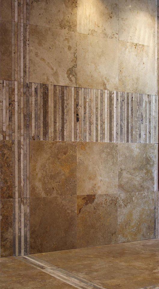 Bagni Moderni Con Pietra : Mosaici in pietra naturale per rivestimento bagni