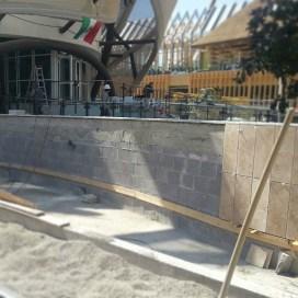 Lavori in Corso Padiglione Messico Expo 2015