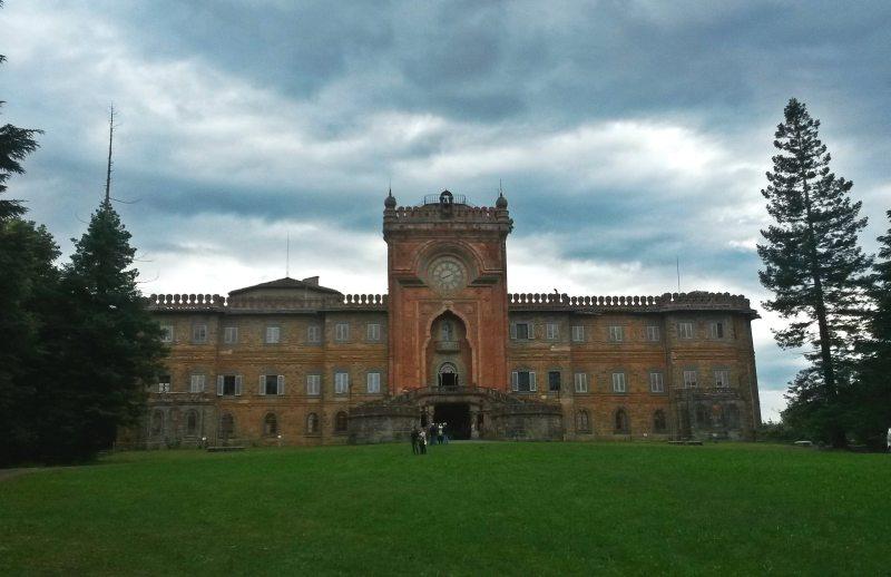 castello sammezzano marchese ferdinando leccio toscana garrone il racconto dei racconti