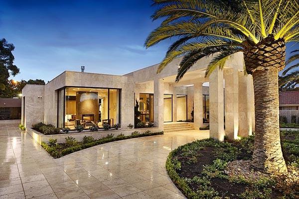 Borell street residence abitazione a melbourne australia