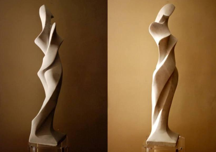 victor gingembre scultura architettura