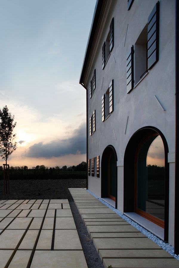 casa colonica treviso residenza ristrutturata