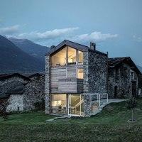 Stile rustico moderno nel progetto di Rocco Borromini