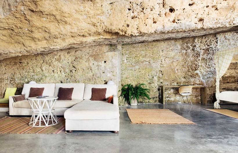 ummoestudio siviglia abitazione in cava di pietra moderna luminosa