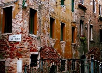 Venezia che muore