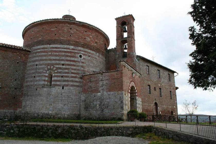 Hermitage Of Montesiepi