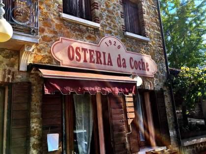 Osteria da Coche, Italywise.com