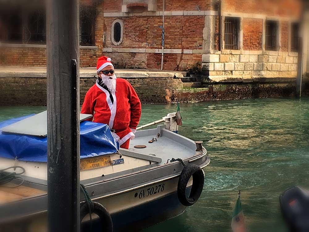 Venice Santa, ItalyWise