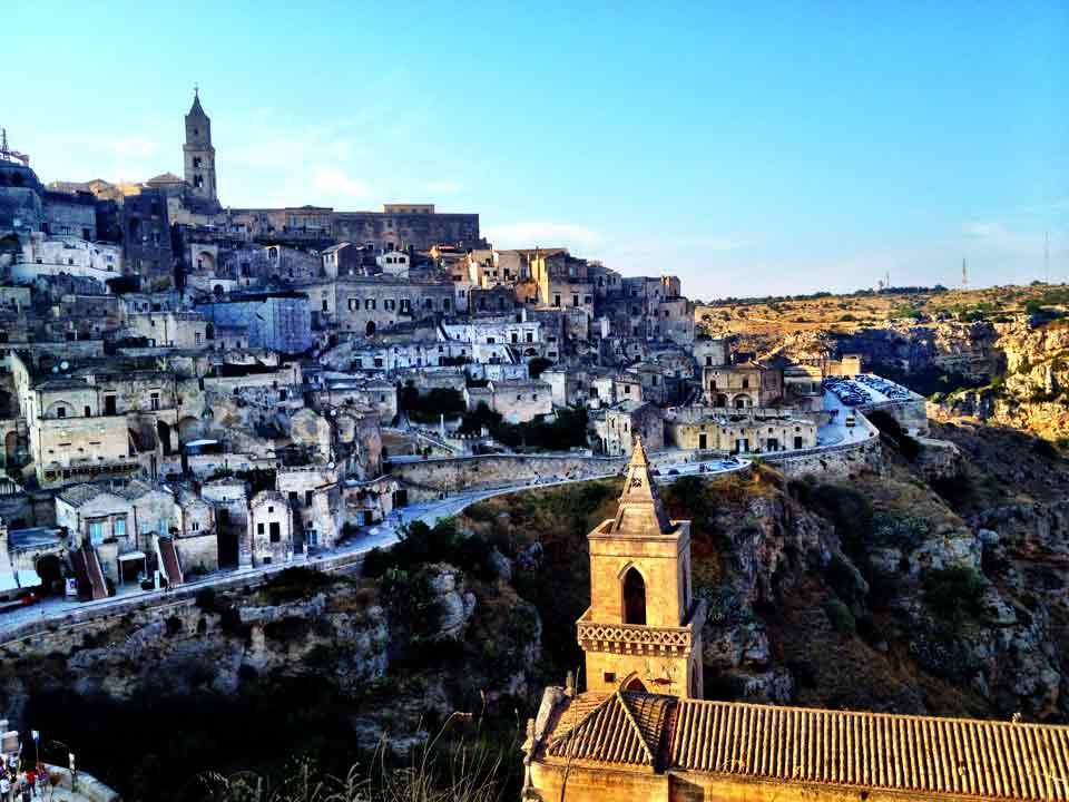 Matera is probably one of the most spectacular sites in all of Italy