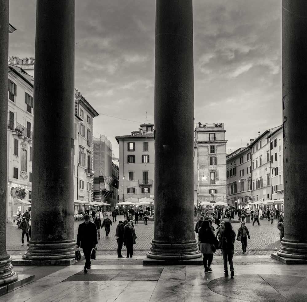 Pantheon, Italywise