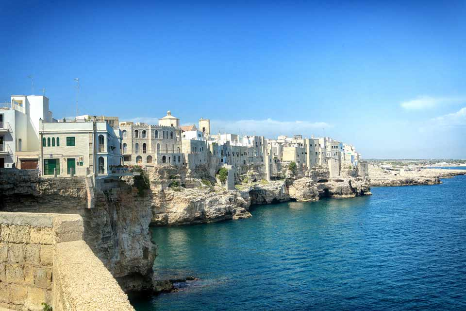 Consider making Polginano a Mare high on your list if you visit Puglia