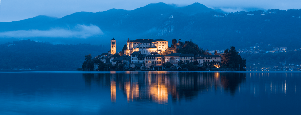 Orta San Giulio Photo Workshop