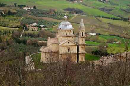 Tempio di San Biagio in Montepulciano