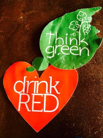Pomaio, ThinkGreen DrinkRed