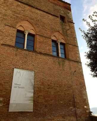 San Giovanni d'Asso, Museo del Tartufo