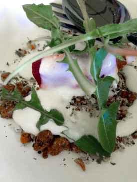 Exporurale, Piatto Vegetariano