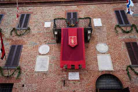 Palazzo comunale di Torrita di Siena