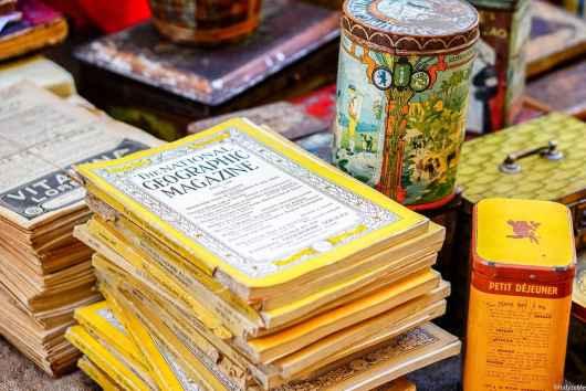 Anche antiche riviste da collezione alla Fiera Antiquaria di Arezzo!