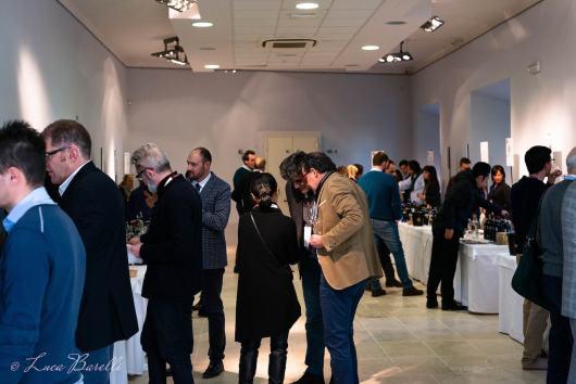 Giornalisti all'Anteprima del Vino Nobile di Montepulciano 2018